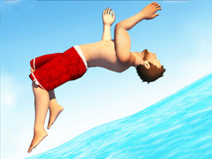 flip diving best games