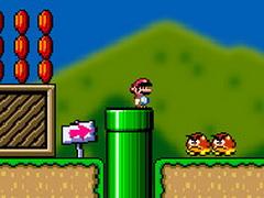 Super Mario Flash Play Super Mario Flash Online At